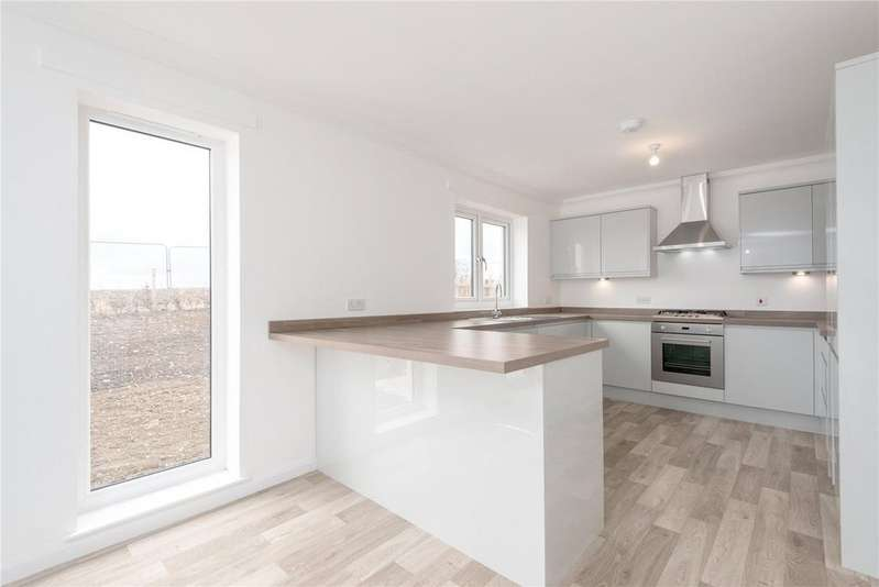 4 Bedrooms Detached House for sale in Castle View, Southfield Road, Cousland, Dalkeith, Midlothian