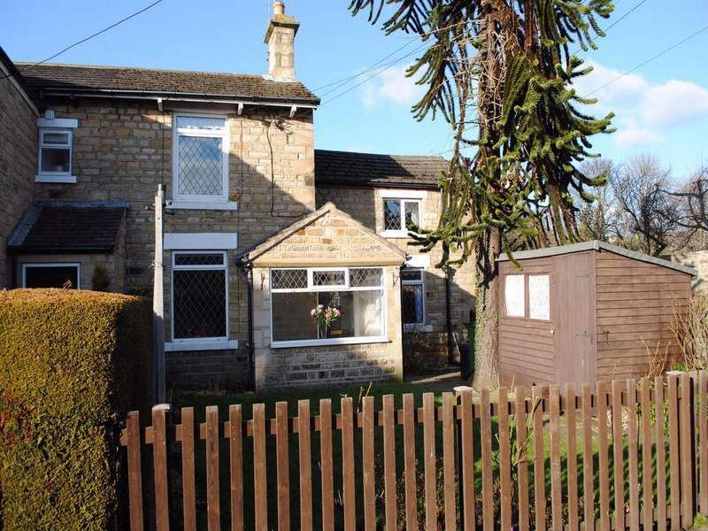 2 Bedrooms Cottage House for rent in Church Lane, Wolsingham, Bishop Auckland, County Durham