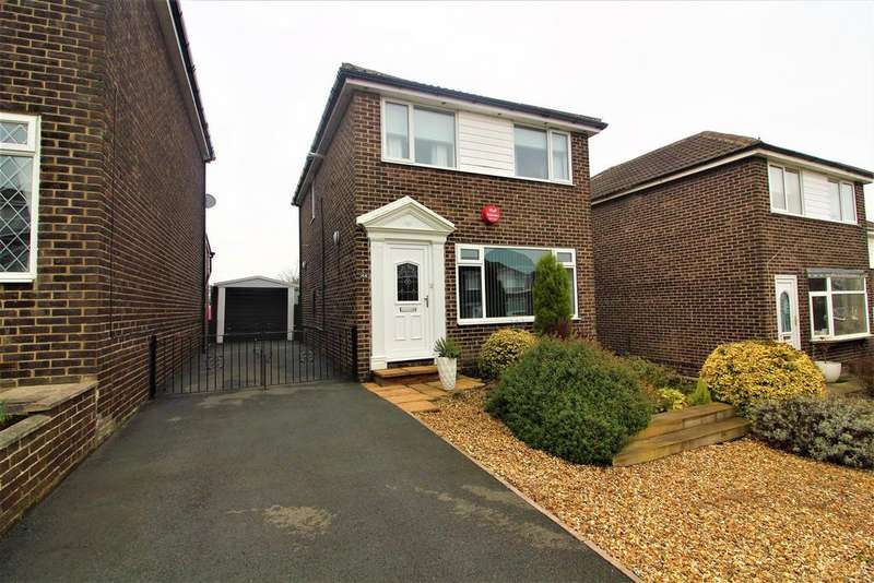 3 Bedrooms Detached House for sale in Meadow Park, Kirkheaton, Huddersfield, HD5 0HX