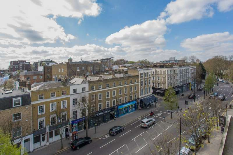 3 Bedrooms Flat for sale in Ivy Lodge, Notting Hill Gate, W11