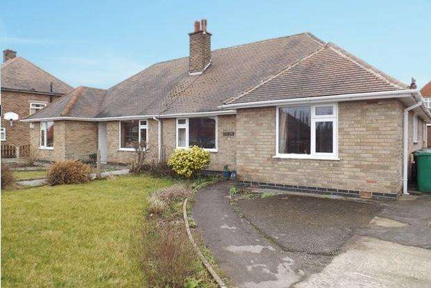 3 Bedrooms Bungalow for sale in Greenwich Avenue, Basford, NG6