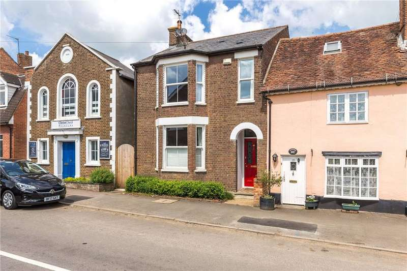 3 Bedrooms End Of Terrace House for sale in Fish Street, Redbourn, St Albans, Hertfordshire