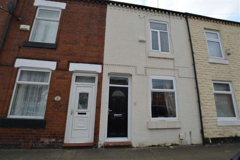 2 Bedrooms Terraced House for sale in George Street, URMSTON, Manchester