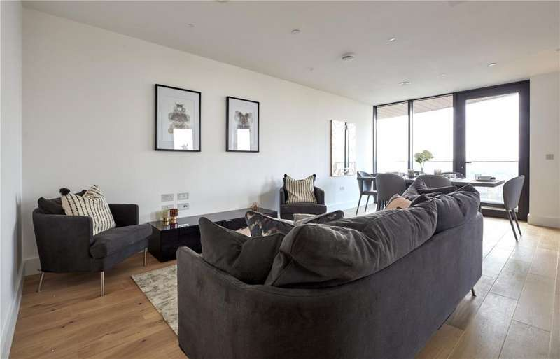 2 Bedrooms Flat for sale in Fifty Seven East, 51-57 Kingsland High Street, Dalston, London, E8