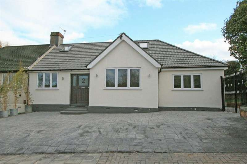4 Bedrooms Semi Detached Bungalow for sale in Ridgeway Drive, Bromley, Kent