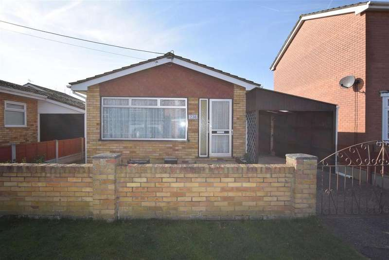 1 Bedroom Detached Bungalow for sale in Larup Avenue, Canvey Island