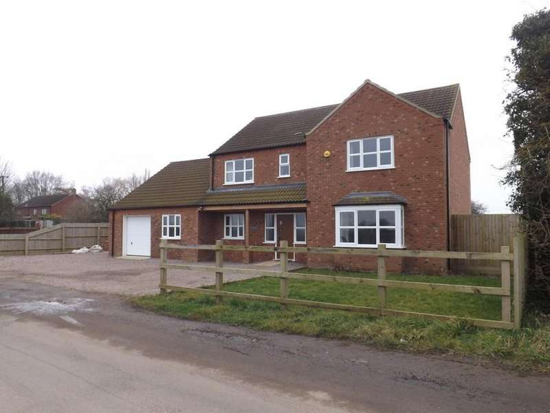 4 Bedrooms Detached House for sale in Fitton End Road, Gorefield, Wisbech