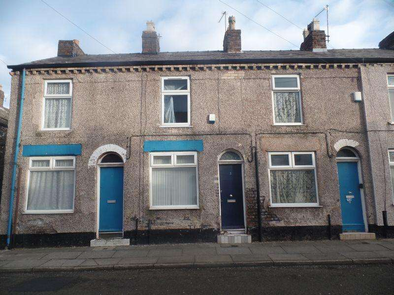 2 Bedrooms Terraced House for sale in 3 Tudor Street, Liverpool