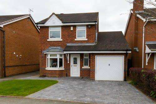 3 Bedrooms Detached House for rent in Yale Drive, Wednesfield WV11