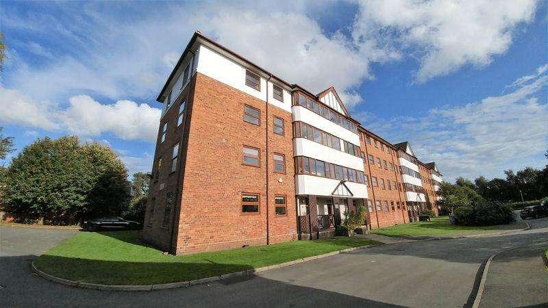 2 Bedrooms Flat for sale in 17 Acorn Court, Liverpool