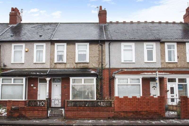 3 Bedrooms Property for sale in Weardale Avenue, Newcastle Upon Tyne