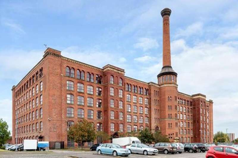 2 Bedrooms Flat for sale in Signature Mill, 1 Lower Vickers Street, Manchester, M40