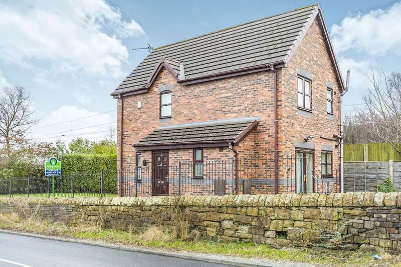 3 Bedrooms Semi Detached House for sale in Strange Road, Ashton-In-Makerfield, Wigan, WN4