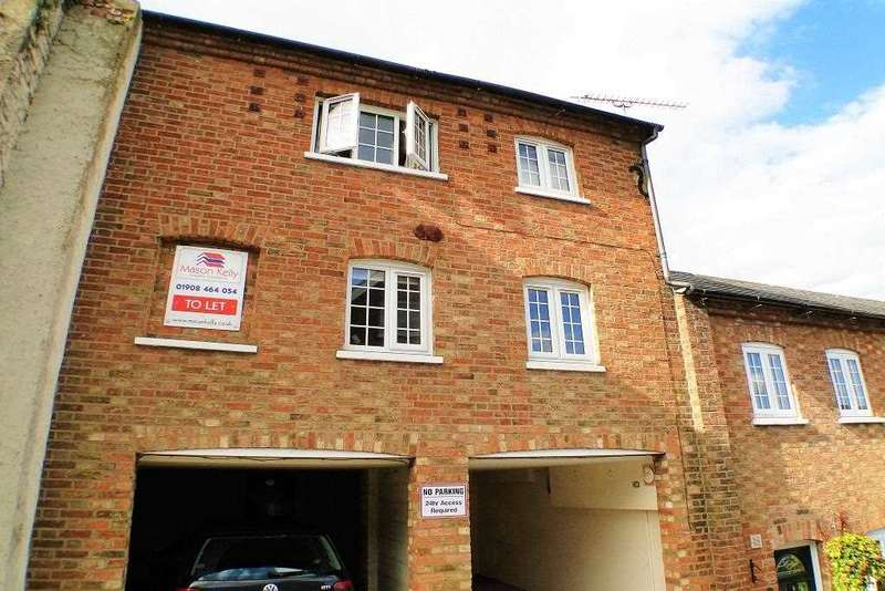 1 Bedroom Apartment Flat for rent in Russell Street, Milton Keynes