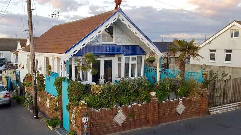 2 Bedrooms Bungalow for sale in Brooklands, Jaywick