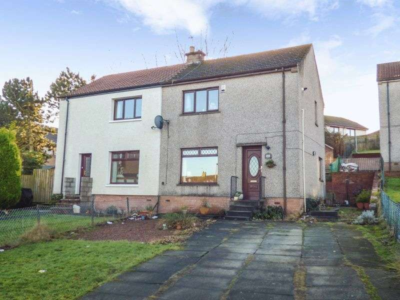 2 Bedrooms Property for sale in Craigside Road, Lochgelly
