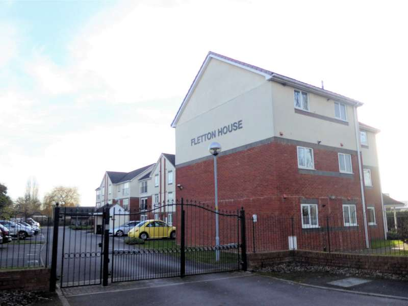 2 Bedrooms Property for sale in Fletton House, Kiln Lane, Rodbourne Cheney