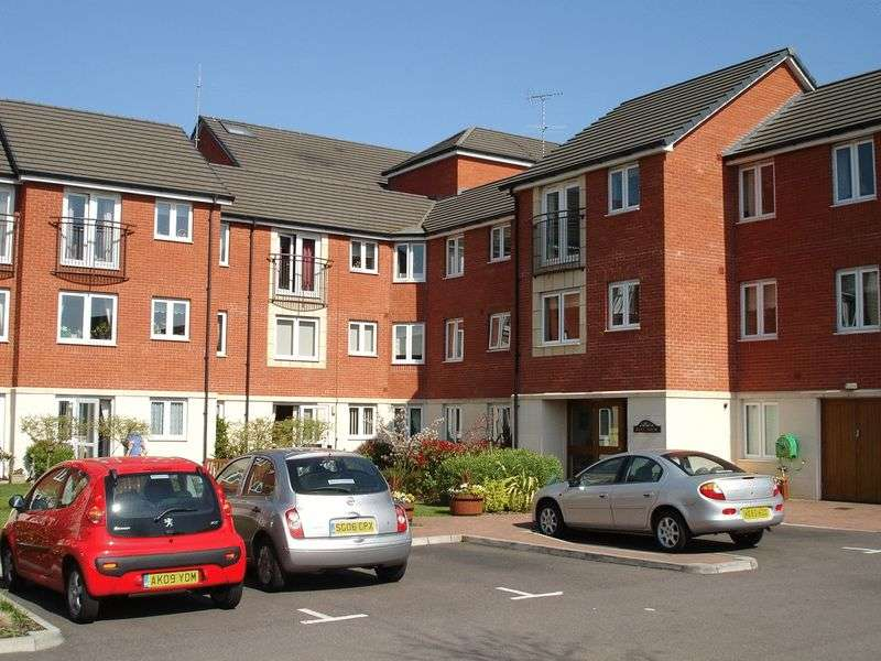 1 Bedroom Property for sale in Royce House, Peterborough, PE7 8GY