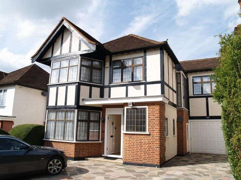 4 Bedrooms Property for rent in Edgeworth Crescent, Hendon, London, NW4
