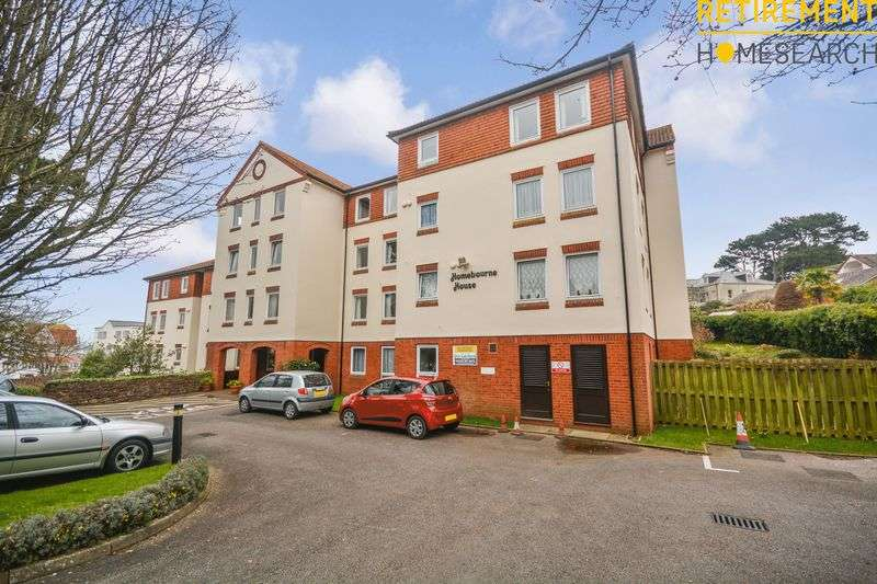 1 Bedroom Property for sale in Homebourne House, Paignton, TQ4 6PT