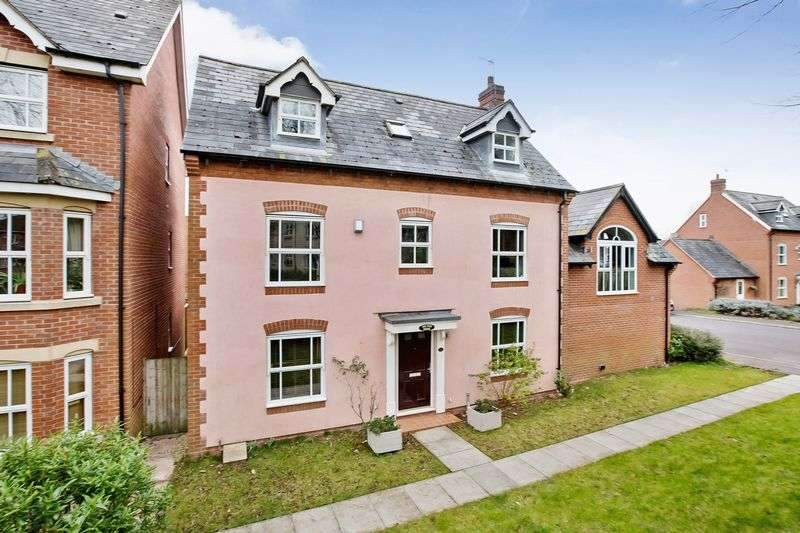 5 Bedrooms Property for sale in Needhams Patch Cotford St Luke, Taunton