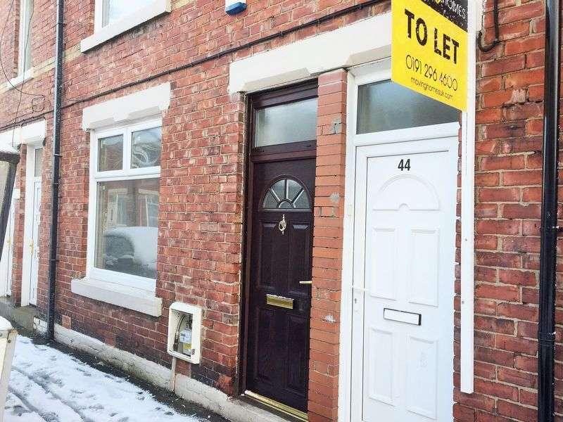 2 Bedrooms Property for rent in Arnold Street, Boldon Colliery