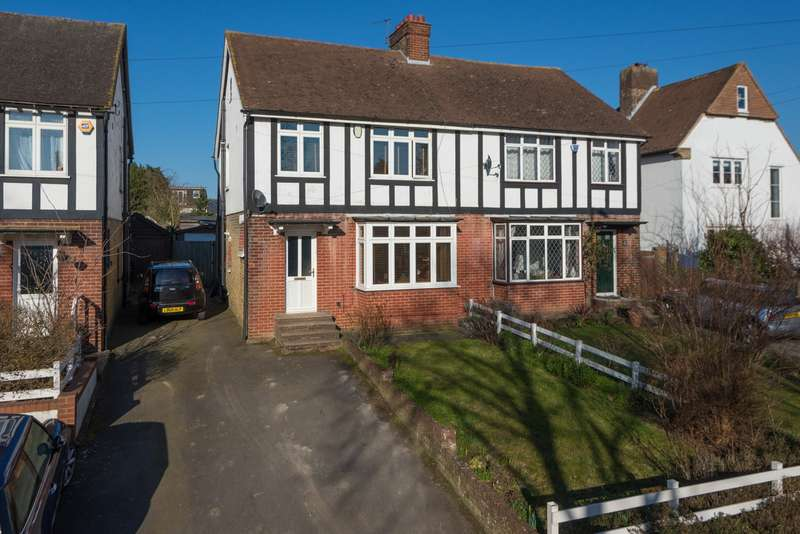 3 Bedrooms Semi Detached House for sale in Sandling Lane, Penenden Heath, Maidstone, ME14