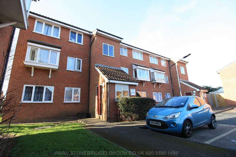 2 Bedrooms Flat for sale in Millhaven Close, Chadwell Heath, RM6