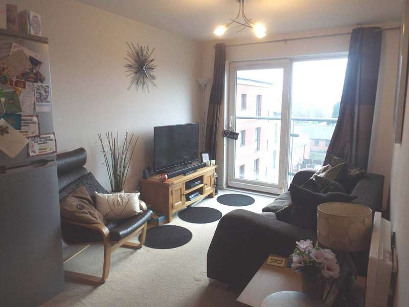 2 Bedrooms Apartment Flat for sale in Camp Street, Salford