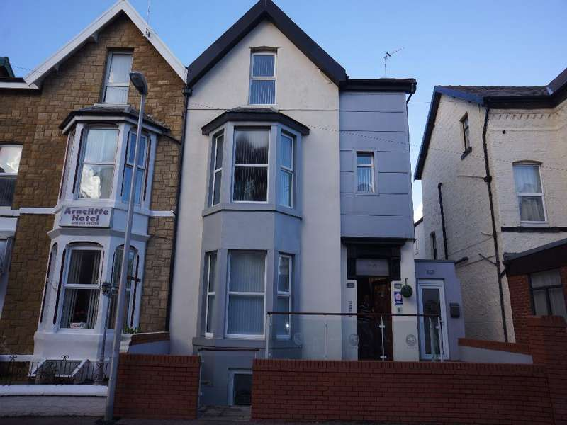 Commercial Property for sale in OSBORNE ROAD, BLACKPOOL, FY4 1HJ