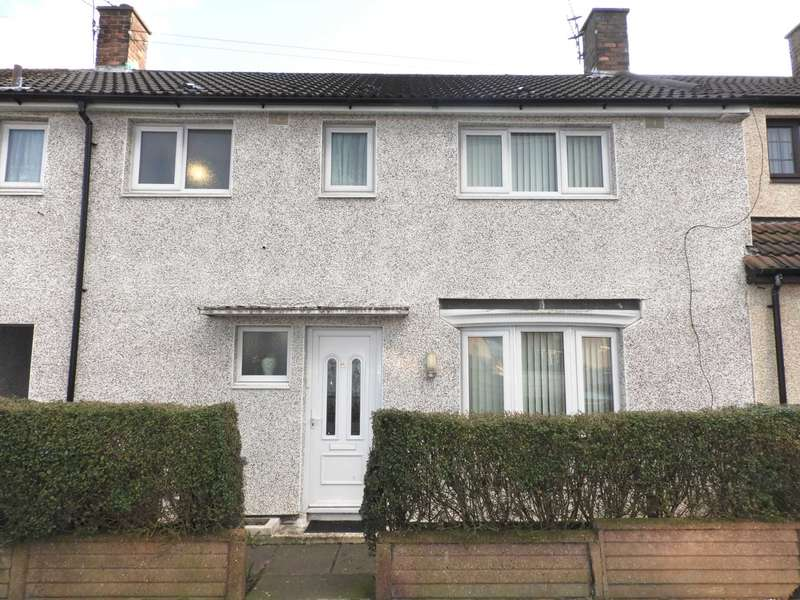 4 Bedrooms Terraced House for sale in Whitefield Drive, Liverpool