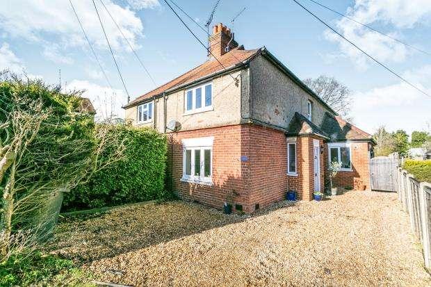 3 Bedrooms Semi Detached House for sale in Boundstone, Farnham, Surrey