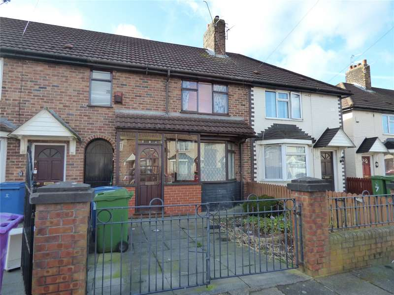 2 Bedrooms Terraced House for sale in Colwell Close, Liverpool, Merseyside, L14