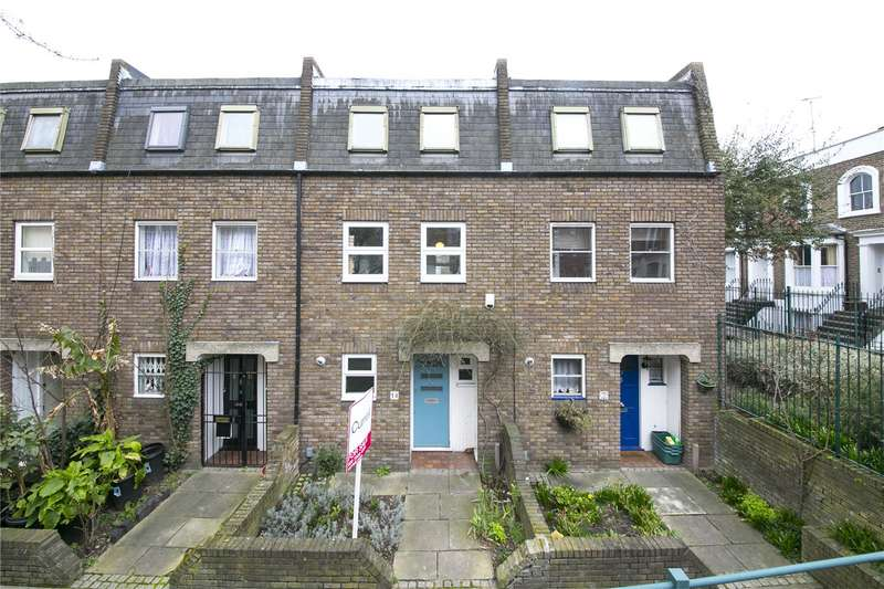 3 Bedrooms Terraced House for sale in Tilney Gardens, Canonbury, N1