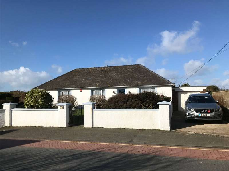 4 Bedrooms Detached Bungalow for sale in Sibrwd Y Clychau, Nun Street, St. Davids, Haverfordwest