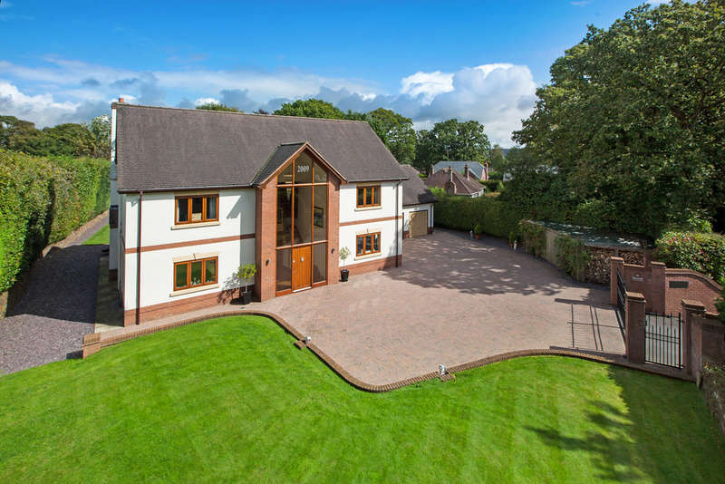 6 Bedrooms Detached House for sale in West Hill