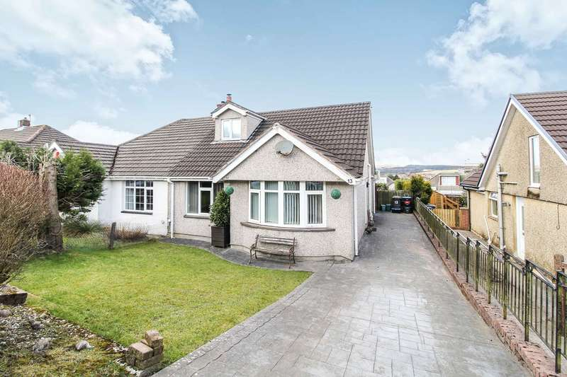 4 Bedrooms Bungalow for sale in Hereford Road, Beaufort, Ebbw Vale, NP23