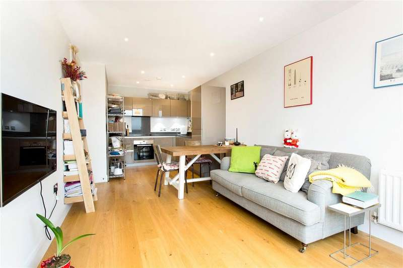 1 Bedroom Flat for sale in Grenfell Court, 18 Barry Blandford Way, Bow, London, E3