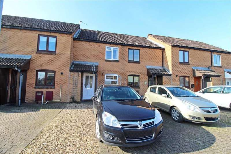 2 Bedrooms Terraced House for sale in Shackleton Close, Market Deeping, Peterborough, PE6