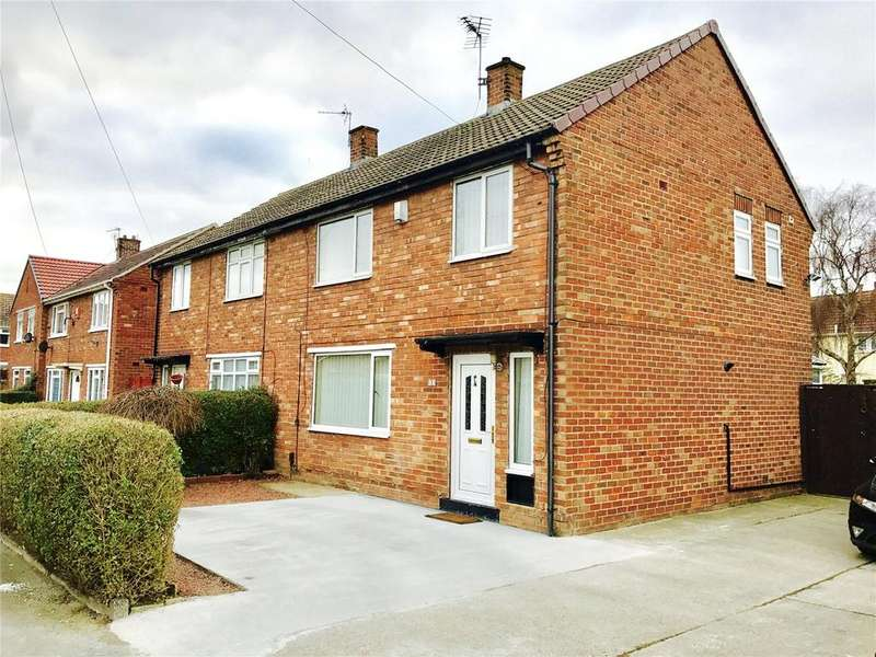 3 Bedrooms Semi Detached House for sale in Stanhope Road, Billingham