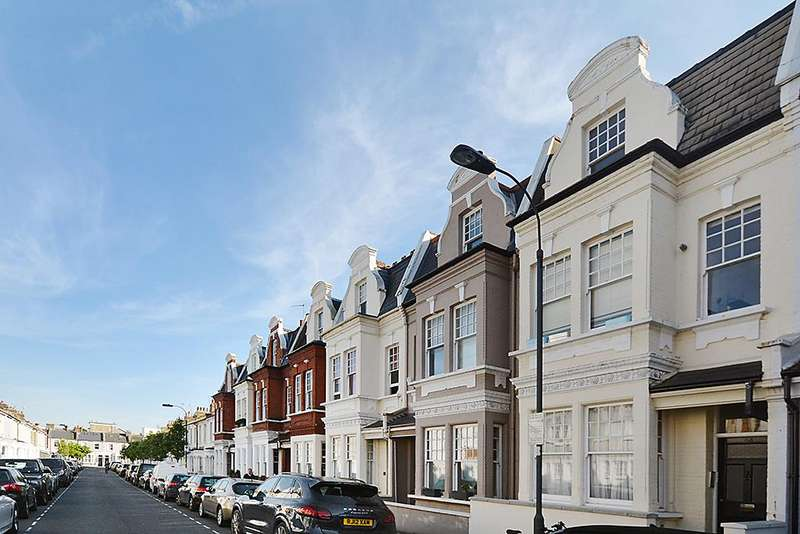 4 Bedrooms Terraced House for sale in Epple Road, London, SW6