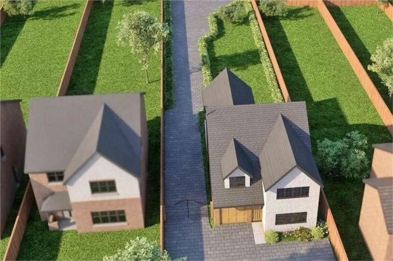 5 Bedrooms Detached House for sale in Noak Hill Road, BILLERICAY