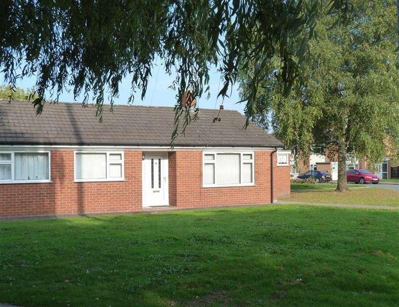 2 Bedrooms Bungalow for sale in Brookfields, Weston Rhyn, Oswestry, SY10
