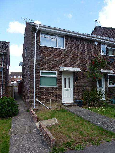 2 Bedrooms Semi Detached House for rent in Runnymede Road, Yeovil BA21