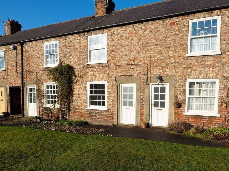 2 Bedrooms Terraced House for rent in The Cottages, The Green, Stillington, York, YO61