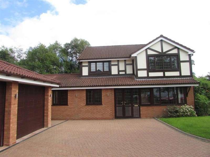 5 Bedrooms Detached House for rent in Hartington Close, Dorridge, B93 8SU