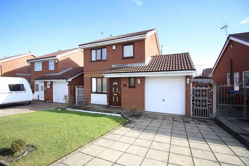 3 Bedrooms Detached House for sale in Bexley Avenue, North Shore