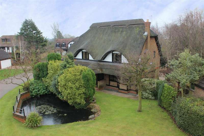 4 Bedrooms Detached House for sale in Humberdale Close, Swanland, North Ferriby