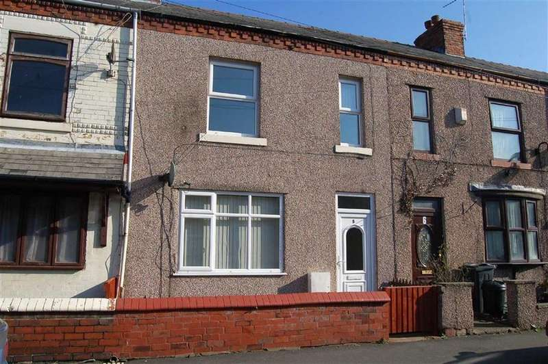 3 Bedrooms Terraced House for sale in Eleanor Street, Ellesmere Port