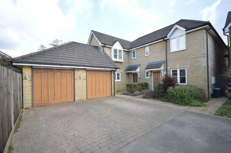 3 Bedrooms Semi Detached House for sale in Forest Edge, Ashley, New Milton